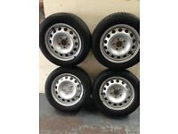 Mini Countryman wheels