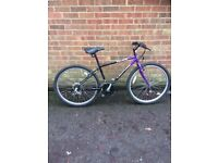 Latitude Jazz Unisex Mountain Bike