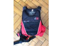 Buoyancy aid for water skiing, wakeboard, dinghy sailing
