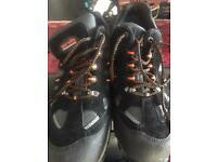 Scruffs street toe trainer size 11