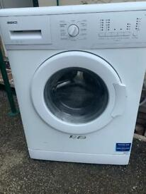 Beko washer good condition excellent working collection only from Brandon Durham