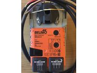 Belimo SR24A-S Rotary Actuator 20Nm 24V