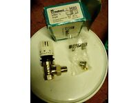 Vaillant thermostatic radiator valves.Four in number