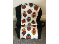 Rose and Rebellion Baby Carrier