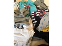Baby boy bundle £10.00
