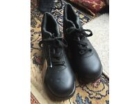 STEEL TOE PROTECTOR WORK BOOTS- NEW