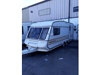 BAILEY SENITOR 2 BERTH TWIN AXLE SPARES OR REPAIRS CAMPER CONVERSION ONLY OR DIY PROJECT