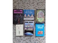 21 various books for sale mainly hardback most in as new condition