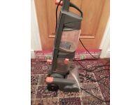 Vax VRS802 Dual Power Carpet Cleaner, 2.7 L - Graphite/Orange