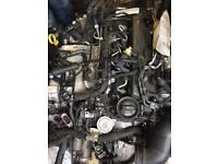 Seat Leon mk3 fr 2.0 tdi golf mk7 crm crmb engine complete Skoda VW Audi 18k