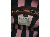 JACK WILLS leather handbag