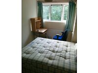 Furnished single bedroom in a modern two bedroom two-storey flat