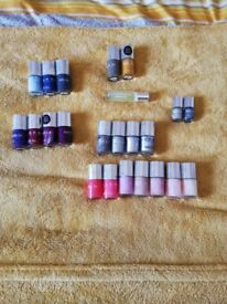Nails Inc 22 varnishes and nail oil