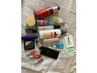 Free - collection only - beauty products