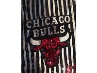 Chicago bulls sequin dress