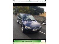 Peugeot 106 2 months mot £125 drive away