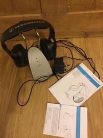 REDUCED!! Sennheiser wireless headphones