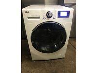 LG washing machine 12kg