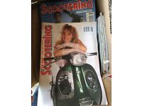 SCOOTER Magazines (Vintage)