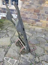 Vintage sack cart BD6
