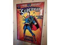 Superman frame