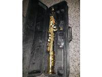 Soprano Saxophone Bauhaus SSS-OY