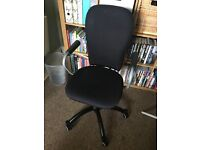 Swivel Office Desk Chair IKEA - Black