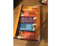 Fulfil protein bars free