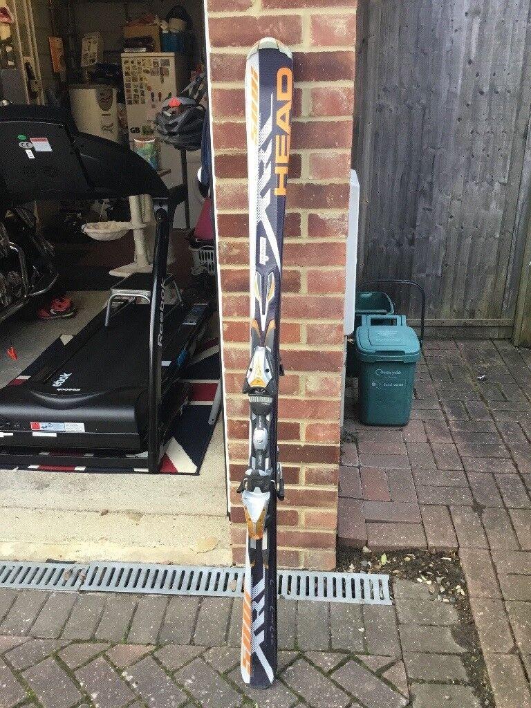 Head Skis 163cm