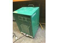 240v EBAC BD70 DUAL VOLTAGE INDUSTRIAL DAMP PLASTER HYDROPONICS DEHUMIDIFIER