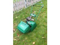 Qualcast 35 lawn mower