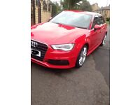 2013 Audi A3 1.6 S Line (Lady Owner)