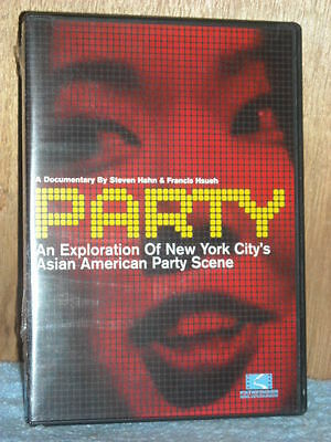 Party An Exploration Of New York City's Asian American Party Scene (DVD, 2006)