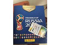 World Cup Stickers swap