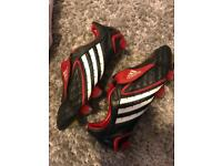 Adidas predator football boots size 8 excellent condition