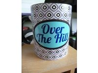 Over The Hill - Novelty Mug