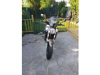 Yamah mt03 11 months mot clean reliable bike new front tyre no advisory on mot
