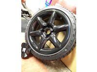 PEUGEOT 406 V6 starfish BBS wheels