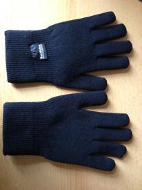 SealSkinz black gloves