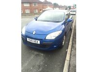 Renault megane great runner