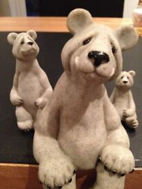 REDUCED - Quarry Critter Bears