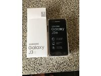 Samsunsung j3 6 brand new boxed not sure if open to all networks I know vodaphone works on it
