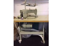 Wimsew Industrial Straight Stitch Sewing Machine FOR SALE