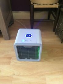 **ARTIC AIR**AIR COOLER**ONLY USED TWICE*NO OFFERS**GREAT FOR BEDROOMS**LIVING ROOMS**OFFICES**