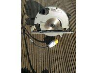"Makita 5903R 110V 235mm (9"") circular saw"