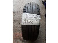 1X TYRE 195 55 16 CONTINENTAL