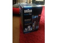 Braun ct500cc cooltec electric rechargeable shaver
