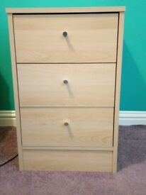Chest of Drawers, Occasional Tables, Book Shelves