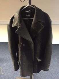 D&G Wool Coat