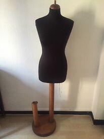 Women's bust fashion mannequin